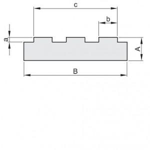 T-Profil_triplex