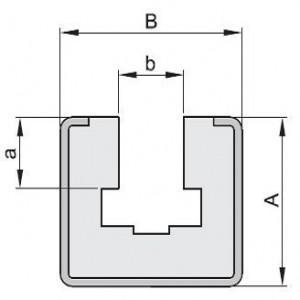 """""""BT"""" profiel voor simplex kettingen"""
